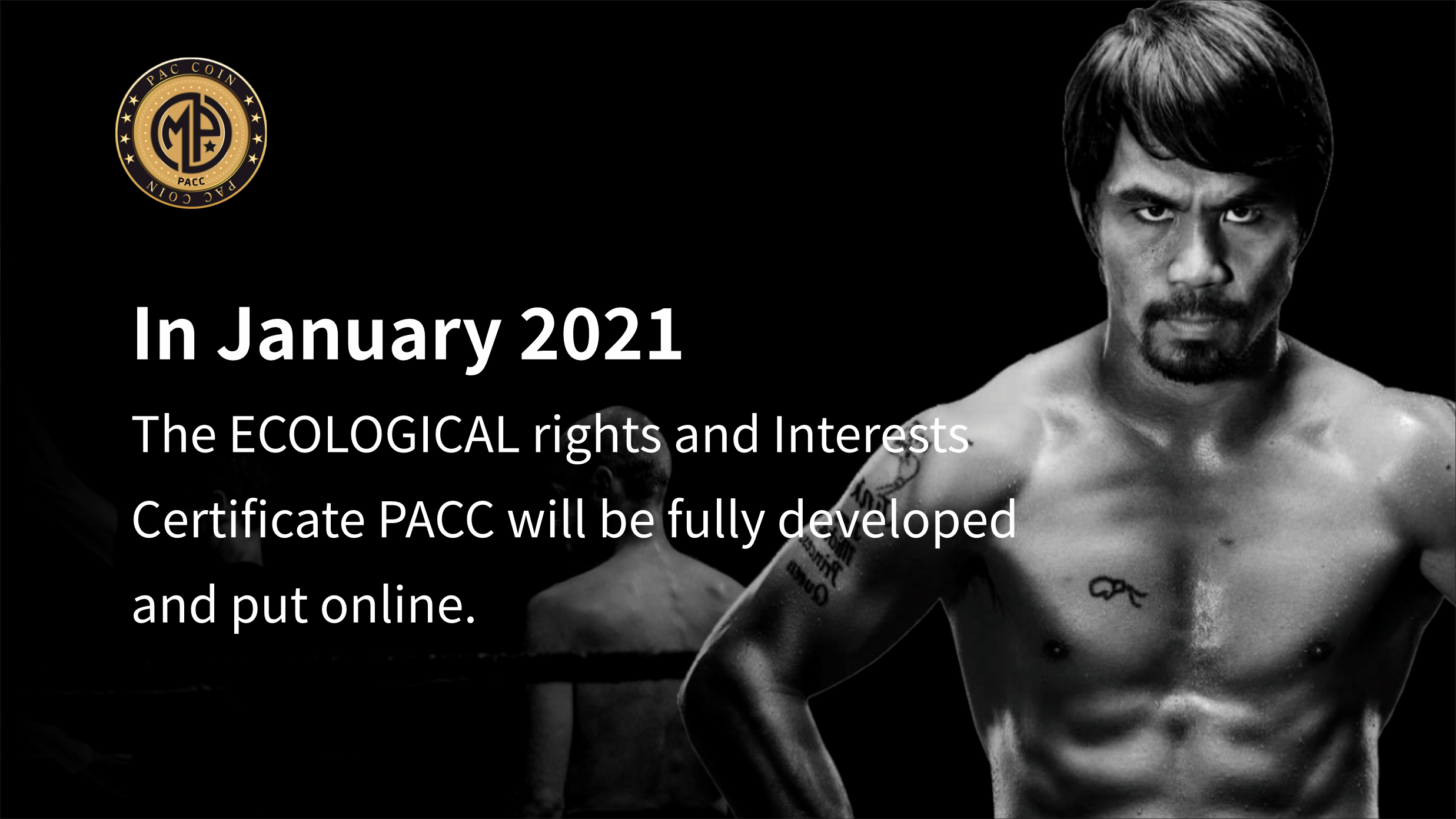 Pacquiao:The birth of PACC will make great history