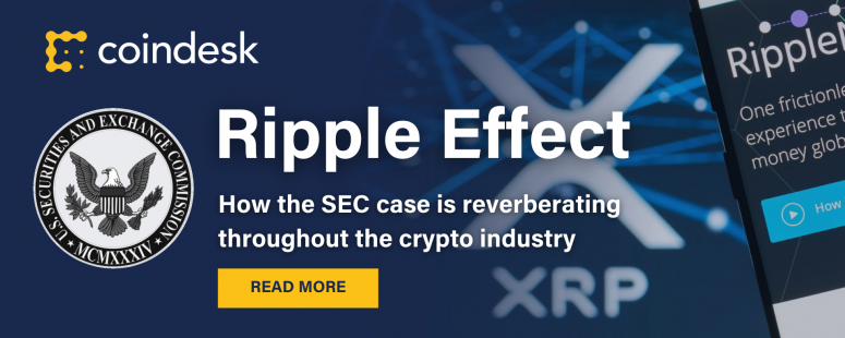 """MoneyGram has yet to see any """"negative impact"""" on its longstanding business arrangement with Ripple from the U.S. Securities and Exchange Commission's (SEC) lawsuit against the latter company."""