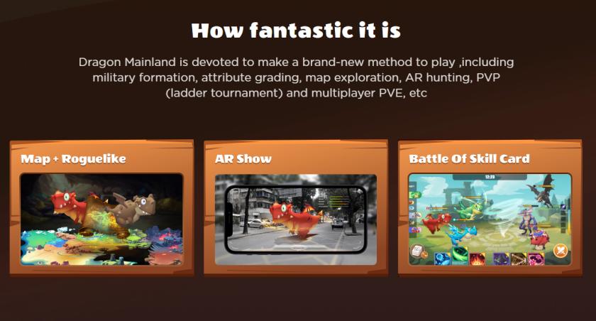 Axie Infinity's single-day revenue broke tens of millions!  Why do I prefer the new Dragon Mainland